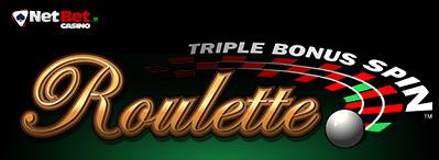 Player's Suite Triple Bonus Spin Roulette su NetBet Casino